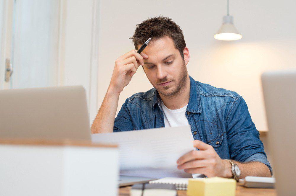 Repairing credit report